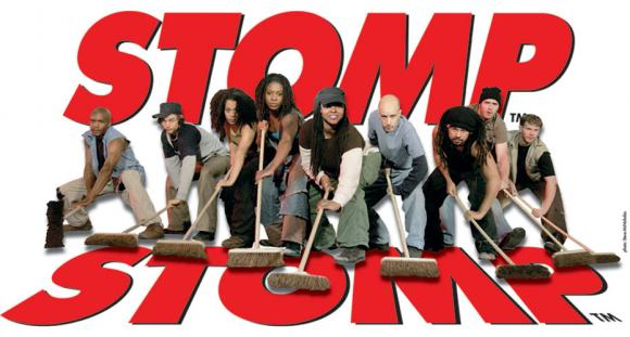 Stomp at San Diego Civic Theatre