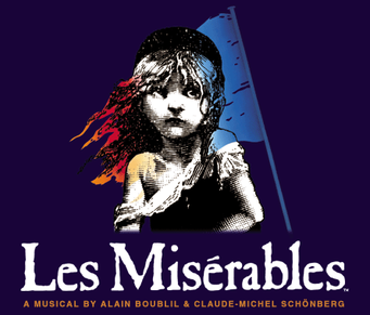 Les Miserables at San Diego Civic Theatre