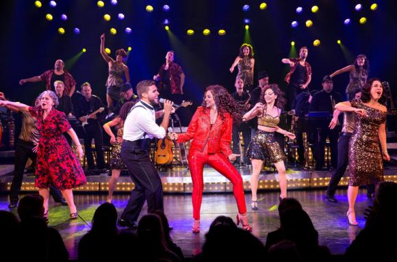 On Your Feet at San Diego Civic Theatre