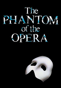 Phantom Of The Opera at San Diego Civic Theatre