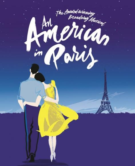 An American in Paris at San Diego Civic Theatre