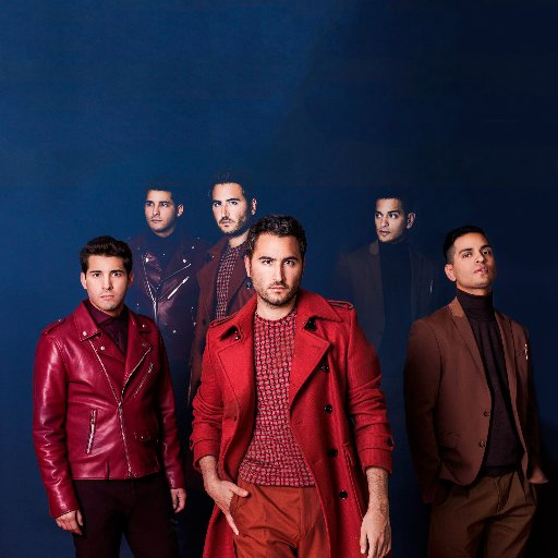Reik at San Diego Civic Theatre
