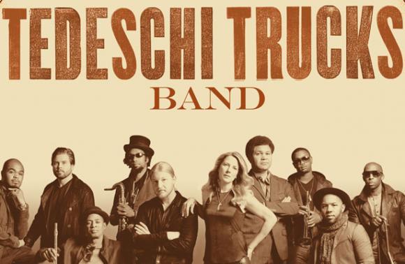 Tedeschi Trucks Band at San Diego Civic Theatre