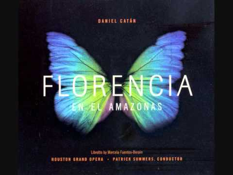 Florencia En El Amazonas at San Diego Civic Theatre