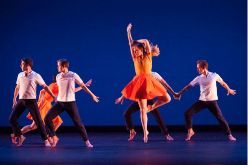 Mark Morris Dance Group at San Diego Civic Theatre