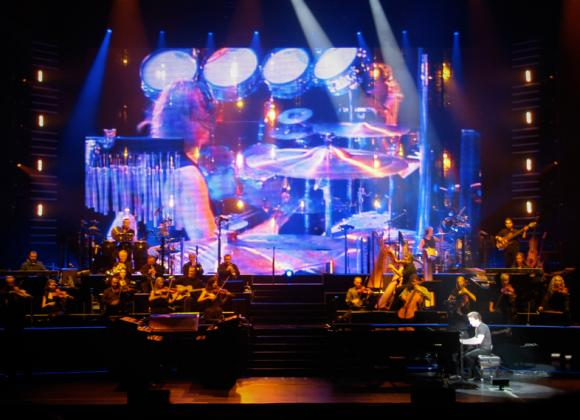 Yanni at San Diego Civic Theatre