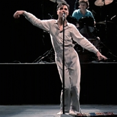 David Byrne at San Diego Civic Theatre