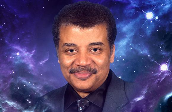 Neil deGrasse Tyson at San Diego Civic Theatre