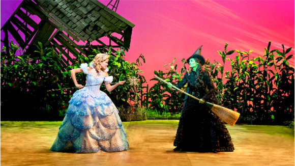 Wicked at San Diego Civic Theatre