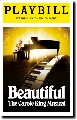 Beautiful: The Carole King Musical at San Diego Civic Theatre