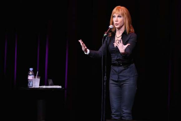Kathy Griffin at San Diego Civic Theatre