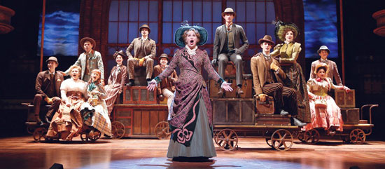 Hello, Dolly! at San Diego Civic Theatre