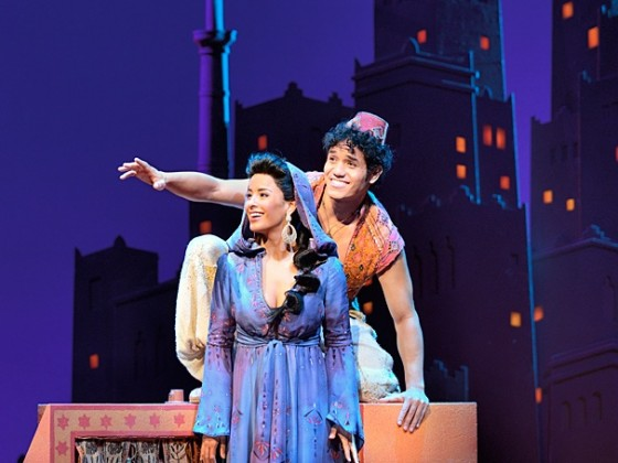 Aladdin at San Diego Civic Theatre