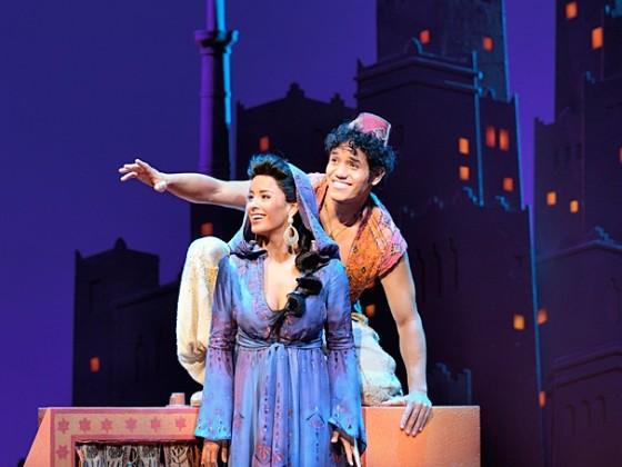 Aladdin at San Diego Civic Theatre