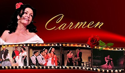 San Diego Opera: Carmen at San Diego Civic Theatre