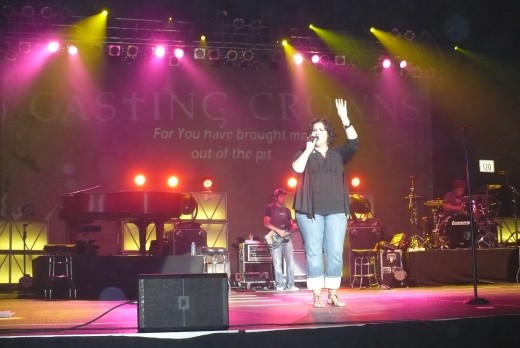 Casting Crowns  at San Diego Civic Theatre