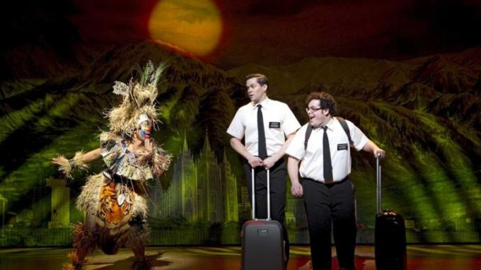 The Book Of Mormon at San Diego Civic Theatre