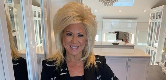 Theresa Caputo at San Diego Civic Theatre