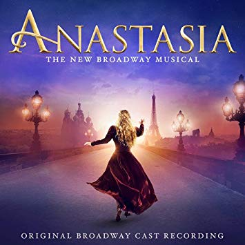 Anastasia at San Diego Civic Theatre