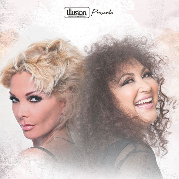 Marisela & Amanda Miguel at San Diego Civic Theatre