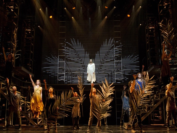 Jesus Christ Superstar at San Diego Civic Theatre