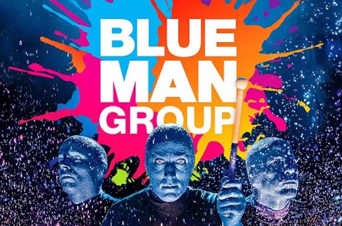 Blue Man Group at San Diego Civic Theatre