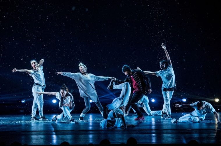The Hip Hop Nutcracker at San Diego Civic Theatre