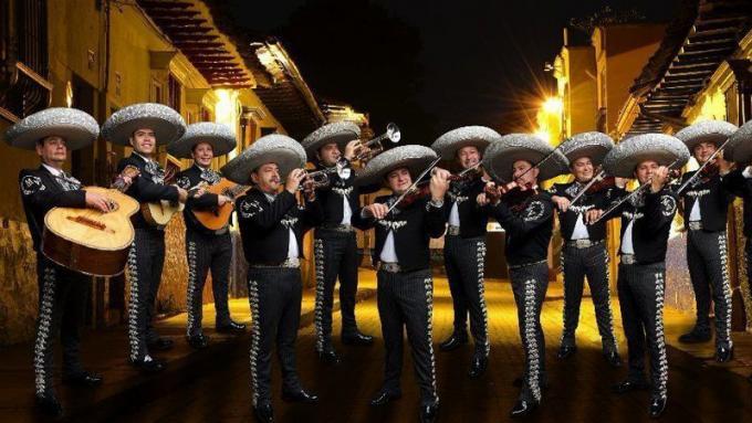 International Mariachi Summit Gala Concert at San Diego Civic Theatre