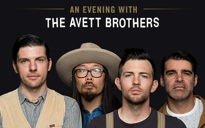 The Avett Brothers at San Diego Civic Theatre