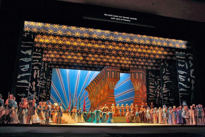 San Diego Opera: Aida at San Diego Civic Theatre