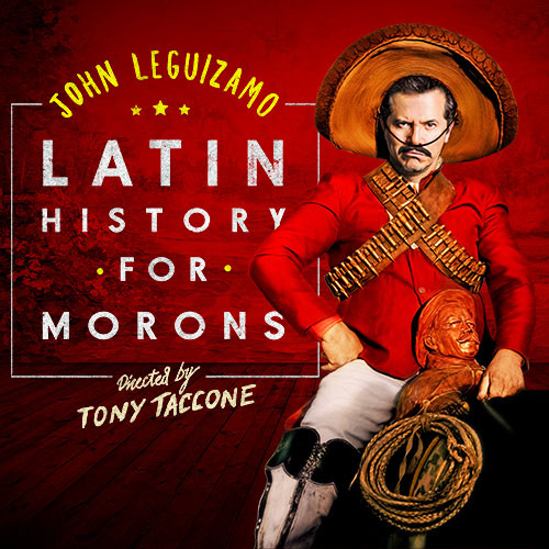 Latin History for Morons at San Diego Civic Theatre
