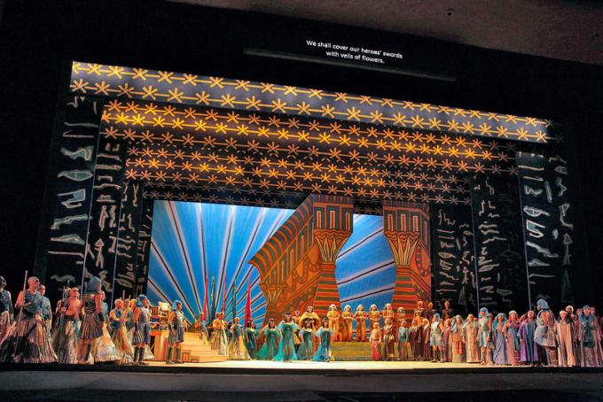 San Diego Opera: Aida at San Diego Civic Theatre