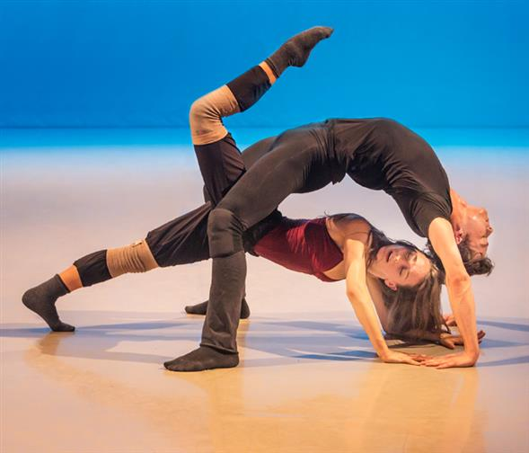 Martha Graham Dance Company at San Diego Civic Theatre