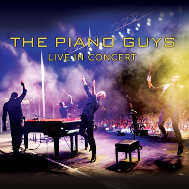 The Piano Guys at San Diego Civic Theatre