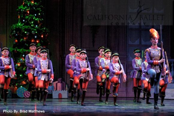 California Ballet: The Nutcracker at San Diego Civic Theatre