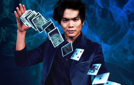 Shin Lim at San Diego Civic Theatre