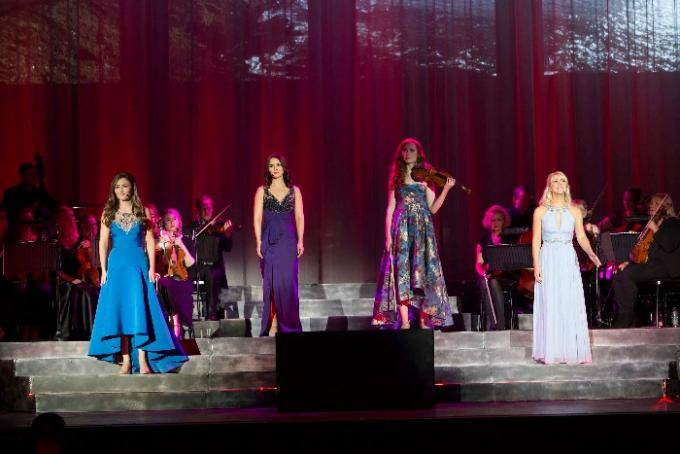 Celtic Woman at San Diego Civic Theatre