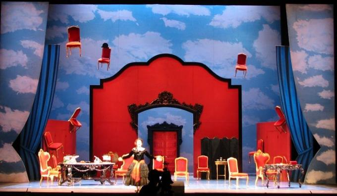 San Diego Opera: The Barber of Seville at San Diego Civic Theatre