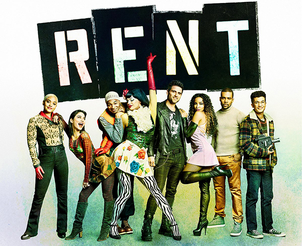 Rent at San Diego Civic Theatre