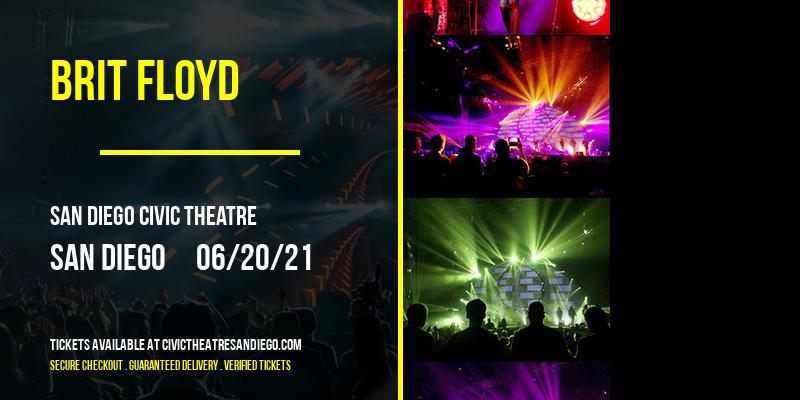 Brit Floyd at San Diego Civic Theatre
