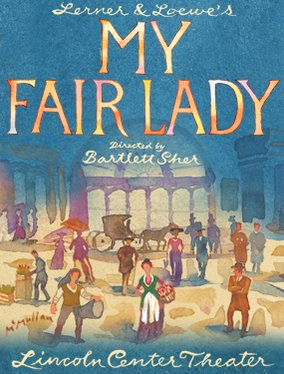 My Fair Lady [POSTPONED] at San Diego Civic Theatre