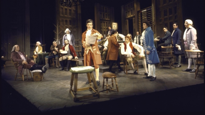 1776 - The Musical at San Diego Civic Theatre