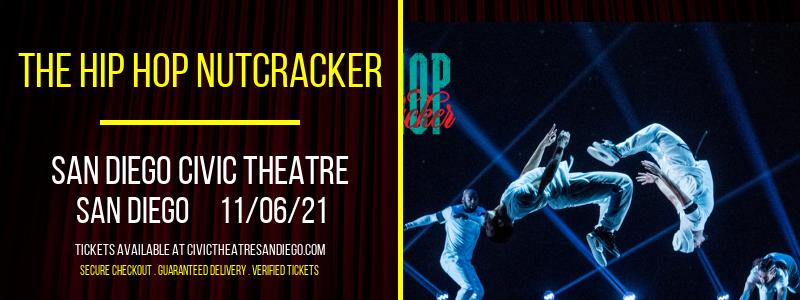 The Hip Hop Nutcracker at San Diego Civic Theatre