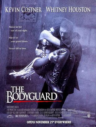 The Bodyguard at San Diego Civic Theatre