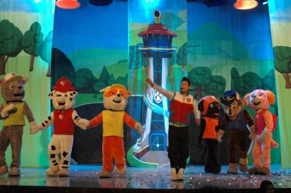 Paw Patrol at San Diego Civic Theatre