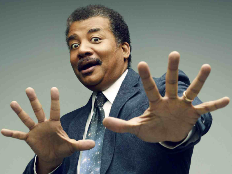 Neil deGrasse Tyson [CANCELLED] at San Diego Civic Theatre