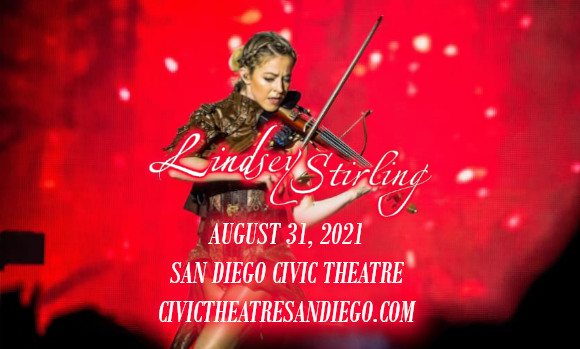 Lindsey Stirling at San Diego Civic Theatre